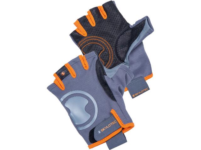 Skylotec KS Gloves Fingerless anthracite/orange/black